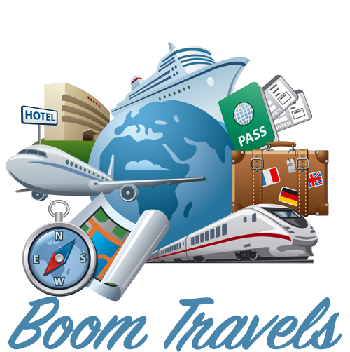 Boom Travels Logo